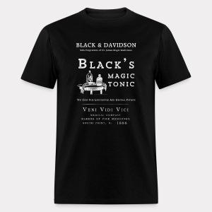 Black's Magic Tonic T-shirt - Men's T-Shirt