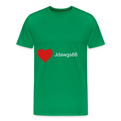 Love Jdawgs88 - Men's Premium T-Shirt