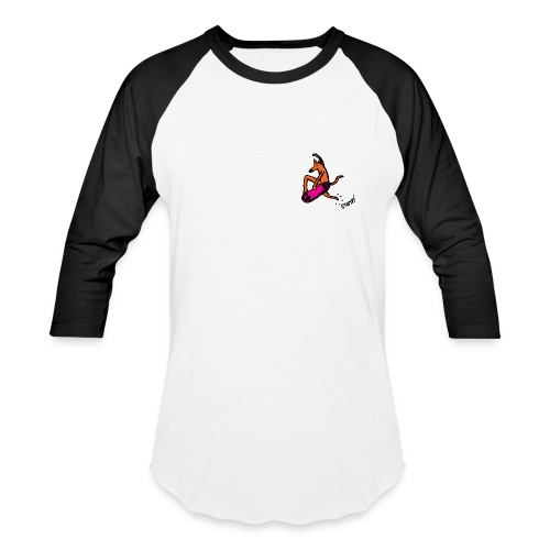 By The Creators Company Dawg Baseball Tee - Baseball T-Shirt