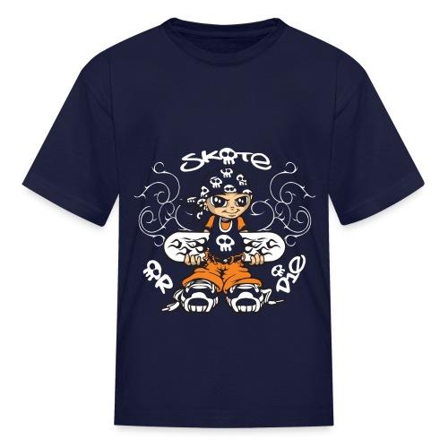 Sk8 or Die - Kids' T-Shirt