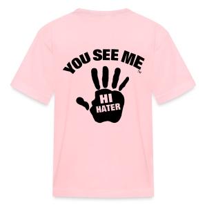 Hi H8rs  - Kids' T-Shirt