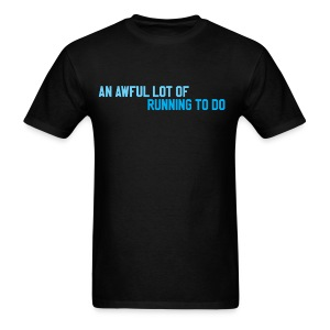 Verity! Running Shirt - Men's T-Shirt