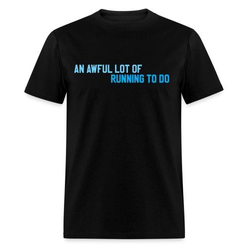 Verity! Running Shirt - Men's T-Shirt