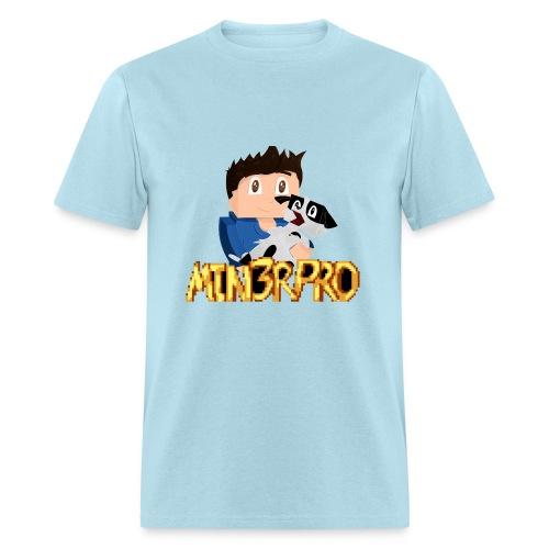 Minecraft | Min3rpro YouTuber Shirt | - Men's T-Shirt