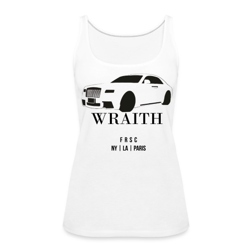 Ladies Wraith Tank - Women's Premium Tank Top