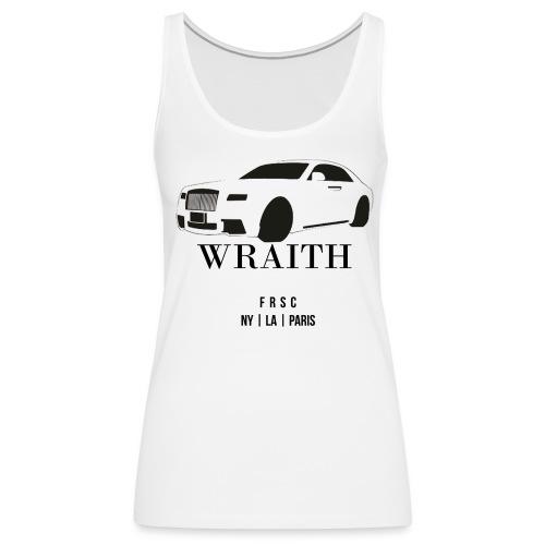 Ladies Wraith Tank - Women's Premium Tank Top