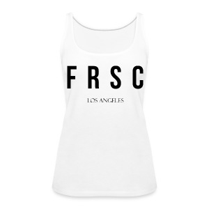 Ladies FRSC Letters Tank - Women's Premium Tank Top