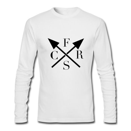 Long Sleeved FRSC Logo - Men's Long Sleeve T-Shirt by Next Level