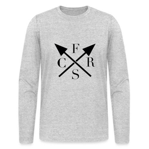 Long Sleeved FRSC Logo - Men's Long Sleeve T-Shirt by Next Level