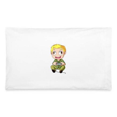 GOG Game Face Pillow - Pillowcase