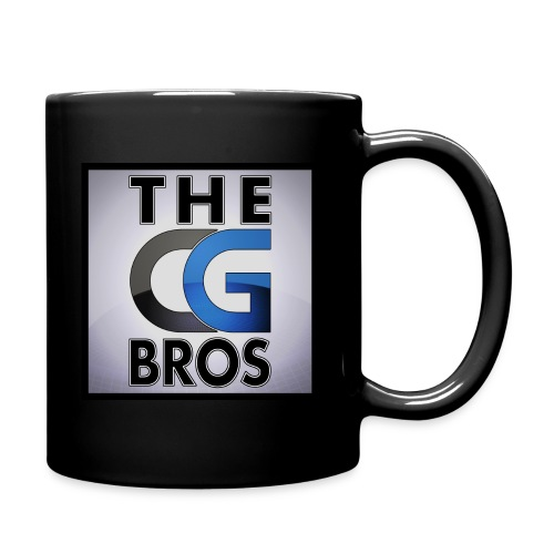 TheCGBros Official Mug - Full Color Mug