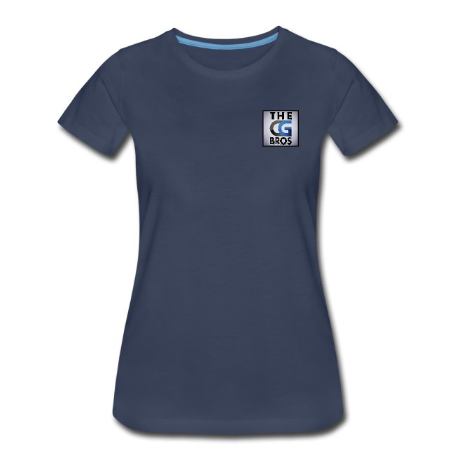 TheCGBros Official  Womens Premium T-Shirt