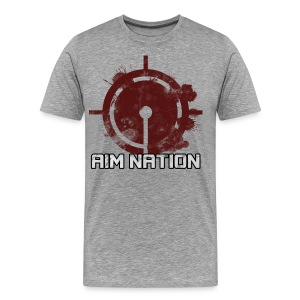 Aim Assist Logo - Men's Premium T-Shirt