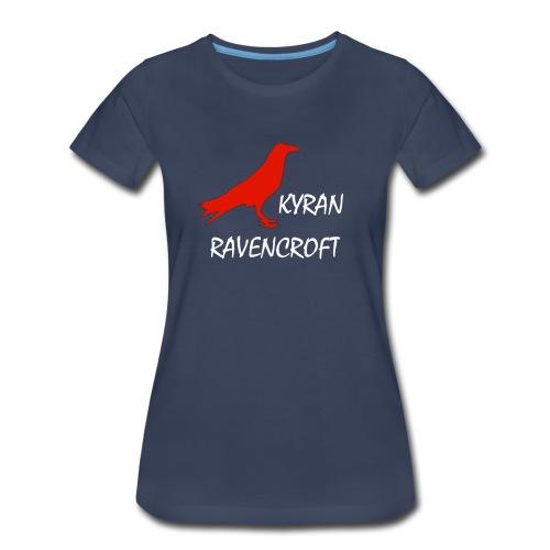Women's Kyran Ravencroft Premium T-Shirt - Women's Premium T-Shirt