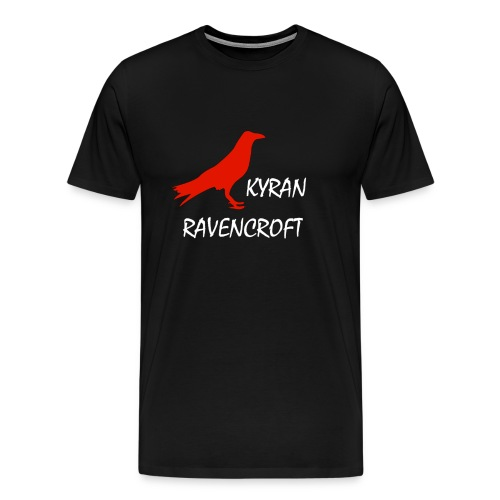 Men's Kyran Ravencroft, Premium T-Shirt - Men's Premium T-Shirt