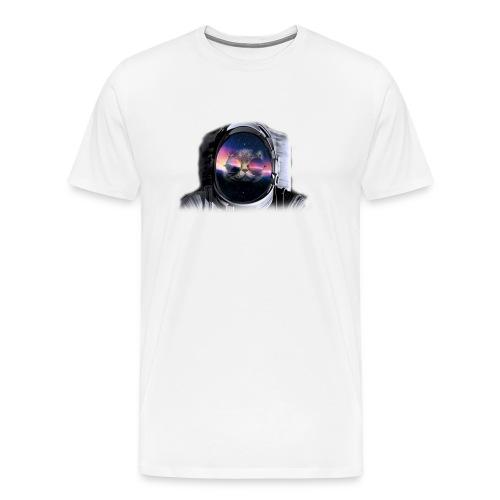 AstronautCat - Men's Premium T-Shirt