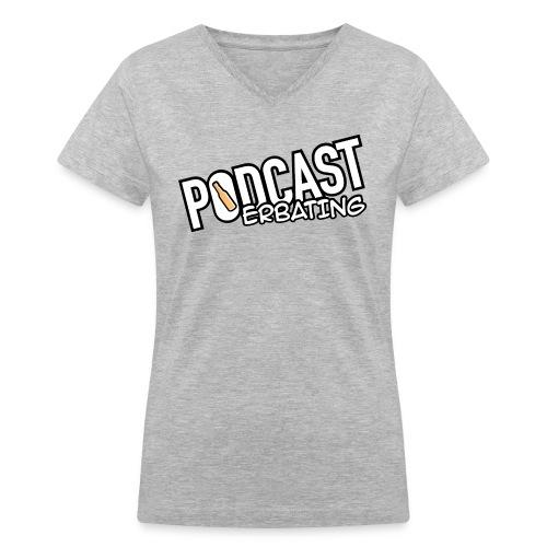 Women's V-Shirt T-Shirt - Women's V-Neck T-Shirt