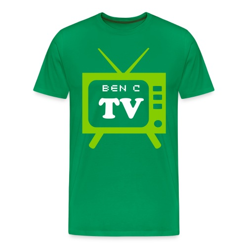 retro tv t-shirt - Men's Premium T-Shirt