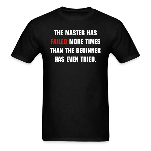 THE MASTER - Men's T-Shirt