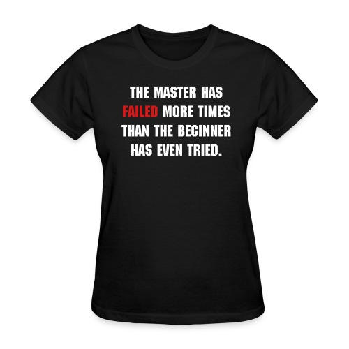 THE MASTER - Women's T-Shirt