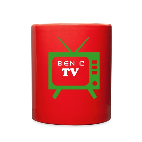 Retro TV mug - Full Color Mug