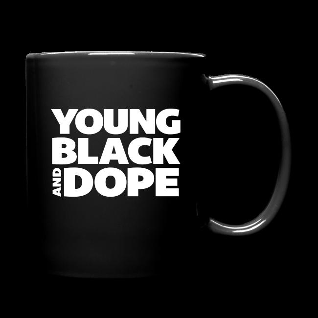Young, Black & Dope Mug