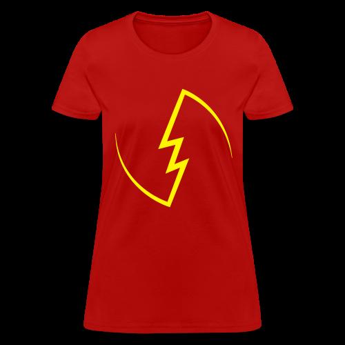 Electric Spark Shirt (Women) - Women's T-Shirt