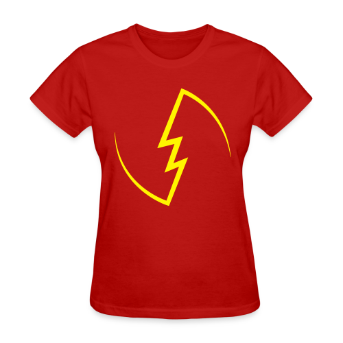 Electric Spark Shirt (Women) - Women's T-Shirt