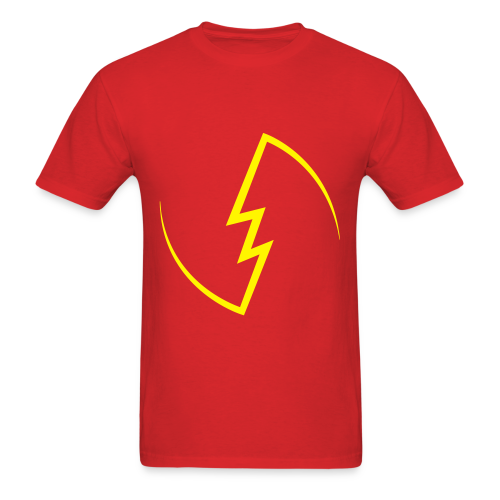 Electric Spark Shirt (Men) - Men's T-Shirt