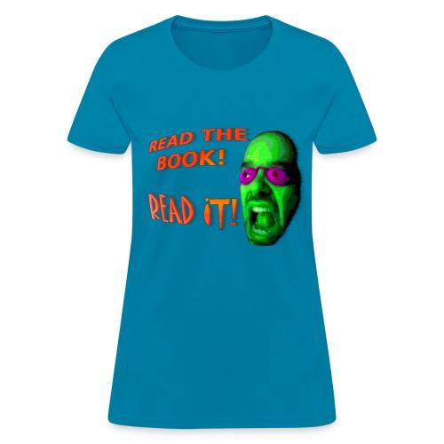 Women's Read It! T-Shirt - Women's T-Shirt