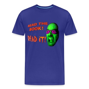 Men's Read It! Premium T-Shirt - Men's Premium T-Shirt