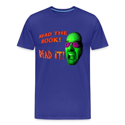 Men's Read It! Premium T-Shirt - Men's Premium T-Shirt