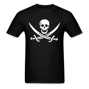 Jolly Roger Pirate - Men's T-Shirt