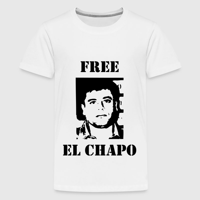 El Chapo / Humor / Drug / Drogue / Cannabis / Cool Kids' Shirts - Kids' Premium T-Shirt