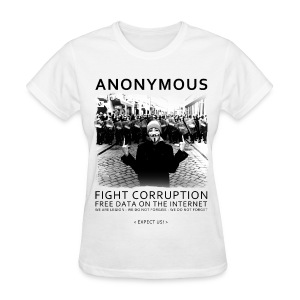 Anonymous 4 - Women's T-Shirt
