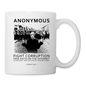 Anonymous 4 - Coffee/Tea Mug