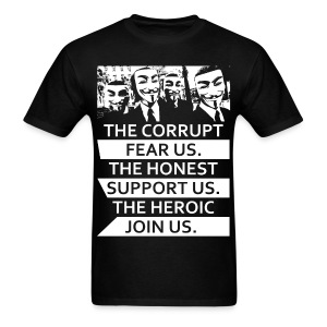 Anonymous 5 - Men's T-Shirt