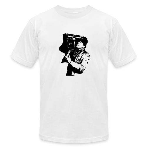 Men's Fine Jersey T-Shirt - stylish,must,fresh,dopest,dope,beautiful,amazing,Brainiac Beats
