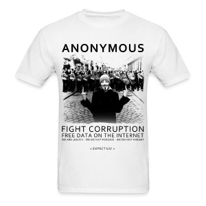 Anonymous 4 - Men's T-Shirt