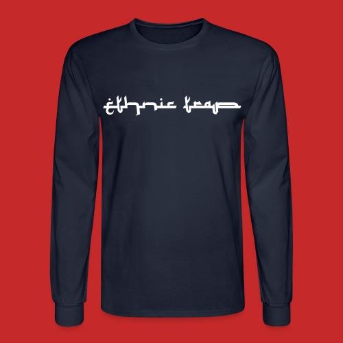 #ETHTRAP - Men's Long Sleeve T-Shirt
