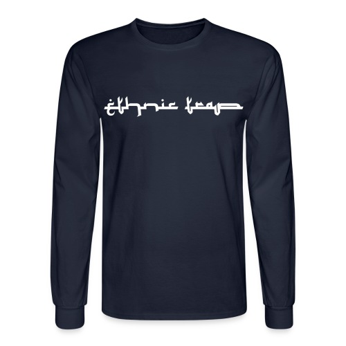 #ETHTRAP - Men's Long Sleeve T-Shirt