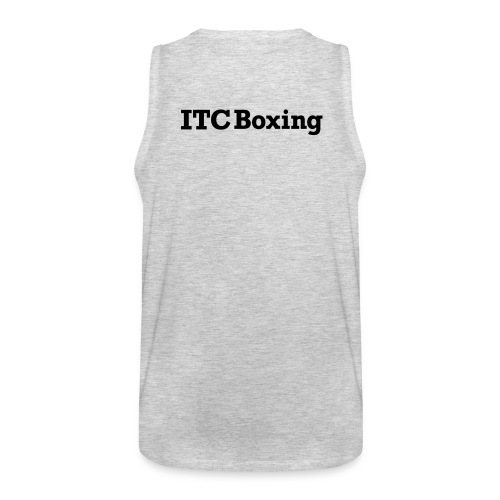 Men's ITC Push Up Tank - Men's Premium Tank