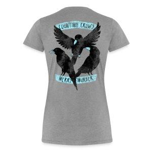 Merry Murder Womens T - Women's Premium T-Shirt