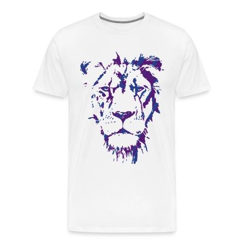 lions life - Men's Premium T-Shirt