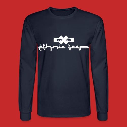 ETHNIC TRAP SHIRT - Men's Long Sleeve T-Shirt