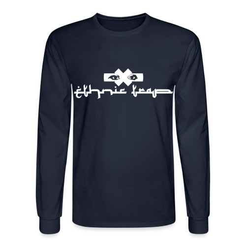 ETHNIC TRAP SHIRT - Men's Long Sleeve T-Shirt