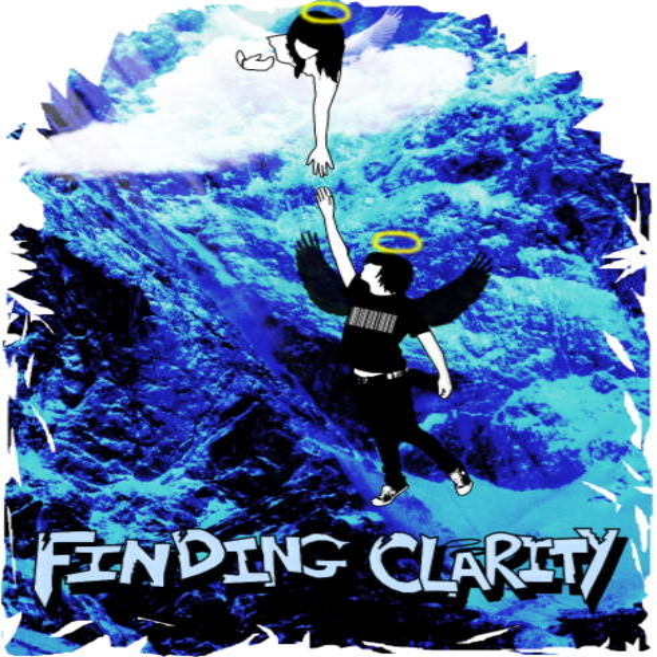 Men & Women's Polo- Back & sleeve logo, no name (Black Glitz)