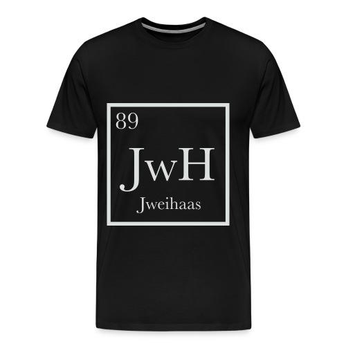 Men's Jweihaas Chemistry Tshirt - Men's Premium T-Shirt