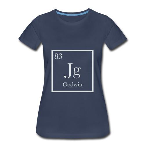 Women's Godwin Chemistry T-shirt - Women's Premium T-Shirt