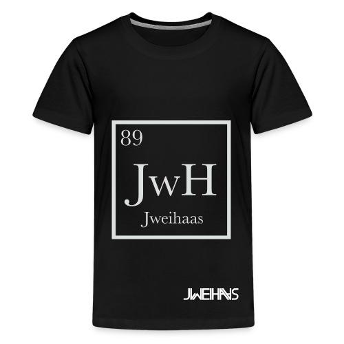Kid's Jweihaas Chemistry T-shirt with Logo - Kids' Premium T-Shirt
